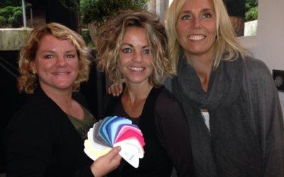 workshop kleur bij 4YOURIMAGE met Nancy Jaspers