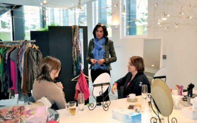 Workshop kleur- en stijlanalyse 4YOURIMAGE met Nancy Jaspers